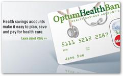 Optum Health Bank HSA Card
